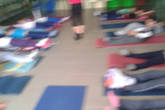 Taller Yoga